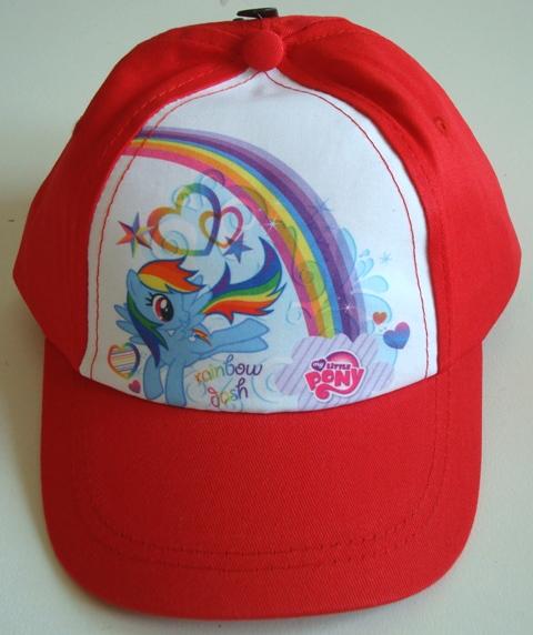 f73f17efde7 Originální dětská kšiltovka My Little Pony pro holky