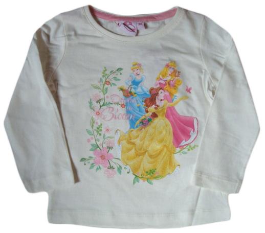 7b7c3d24f01 Krásné originální dětské tričko Disney Princezny pro holky