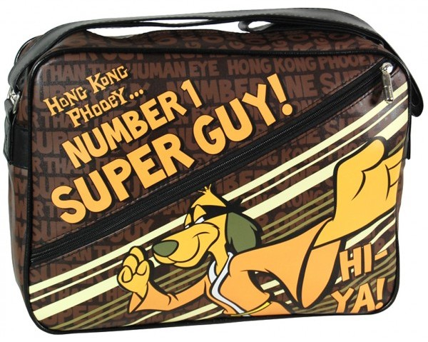 Hong Kong Phooey - Retro taška přes rameno