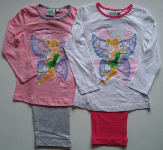Krásné originální dětské pyžamo Víla Zvonilka pro holky