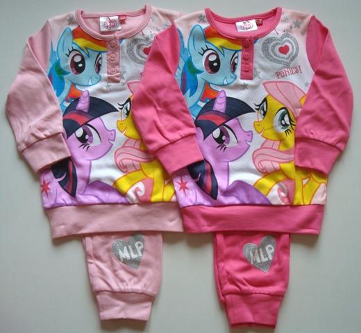 Pyžamo My Little Pony, růžové