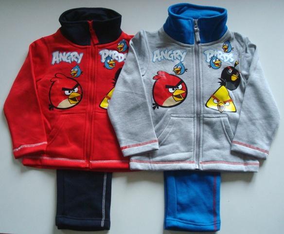 Tepláková souprava Angry Birds