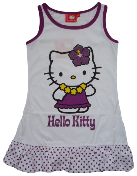 Šaty Hello Kitty