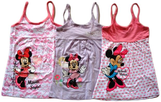 Noční košilka / Letní šaty Minnie