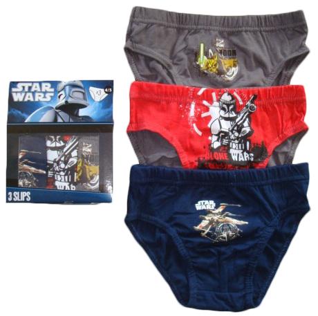 Slipy Star Wars, 3-Pack