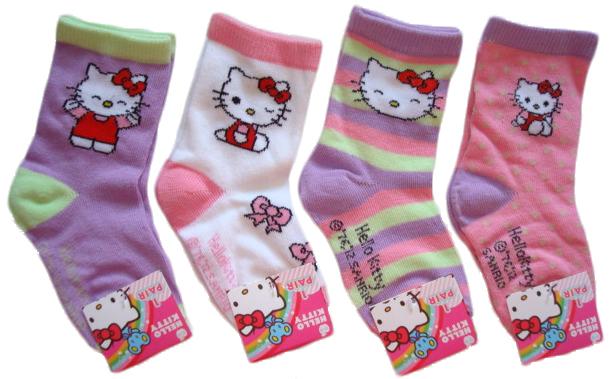 Baby ponožky Hello Kitty
