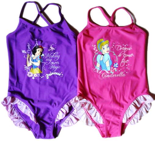 Plavky Disney Princezny
