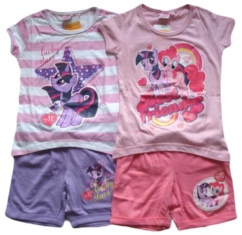 Set tričko a šortky My Little Pony