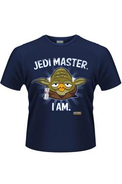 Krásné originální dětské tričko Star Wars Jedi Master pro kluky ff246ef331