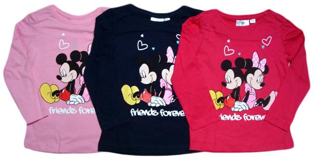 Krásné originální dětské tričko Minnie pro holky