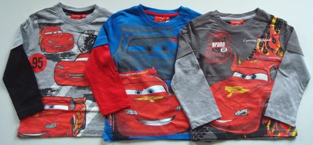 Dětské tričko Disney Cars, combi 1