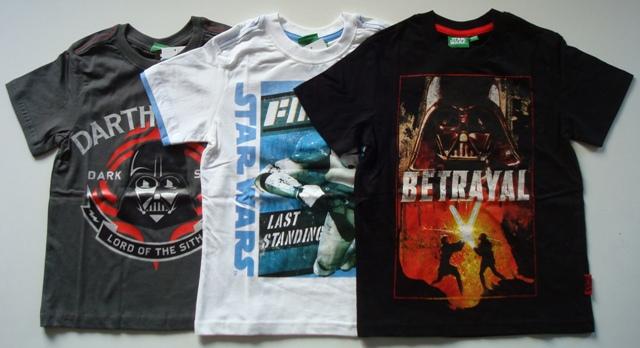 Tričko Star Wars, s krátkým rukávem