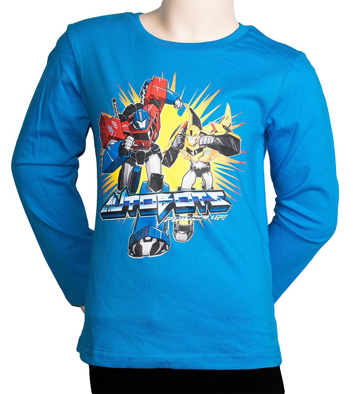45845de125ac Krásné originální dětské tričko Transformers pro kluky