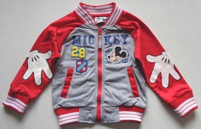 a724965a419 Dětská originální mikina Mickey Mouse pro kluky